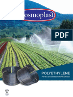 LDPE Irrigation Pipes - Cosmoplast