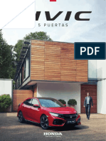 Catalogo Civic 5p 2017 V01