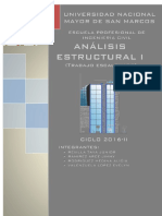 Informe de Analisis Estructural