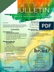 MS Parent Bulletin (Week of November 20 to 24)