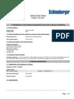 Inhibitor Aid a201 Msds Schlumberger