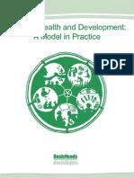 Mental Health and Development a Model in Practice - KAMHA.ORG