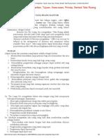 Tata Ruang Kantor (Pengertian, Tujuan.pdf