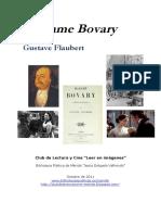 Ficha Madame Bovary