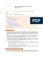 Fuentes y Dimensiones de La VC