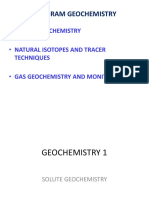 Geochemistry in Geothermal 3a
