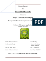 Project Report Front