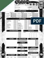Scion Hero2-Page Editable