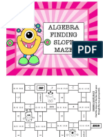 algebrafindingslopegiventwopointsmaze  2   1
