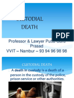 Custodial Death Pgp1