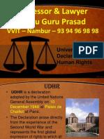 Universal Declaration HR