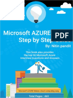 Microsoft Azure Step by Step Guide