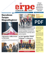 Ekstra Sierpc Wiadomości Lokalne z 21 listopada 2017