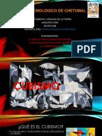 Constructivismo y Cubismo