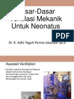 7. Ventilator Dr. Adhi
