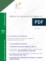 Modelo TIC Ayuntamiento Digital v2