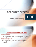 Unit 10 Reported Speech.doc