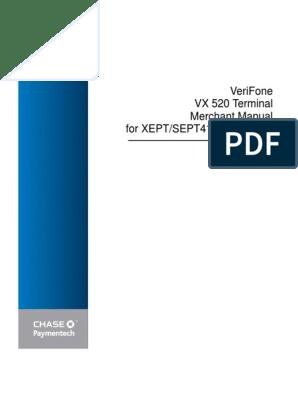 Verifone Merchant Manual | Electrical Connector | Debit Card
