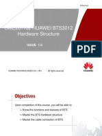 OME201102 HUAWEI BTS3012 Hardware Structure