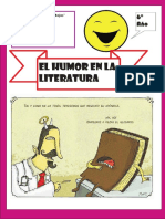 El Humor en La Literatura, 6to año
