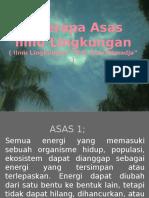 Asas Lingkungan