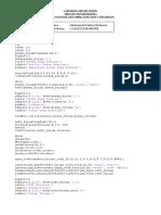 Teknik Pengkodean Kode Konvolusi Menggunakan Metode Hard dan Soft Decision