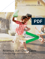 Accenture- Claims Duck