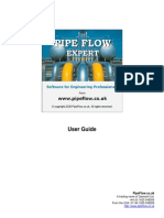 Pipe Flow Expert User Guide