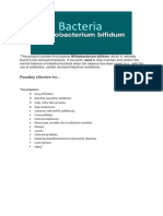 bacteria   bidifidumiun
