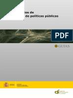 Fundamentos de evaluación de políticas públicas