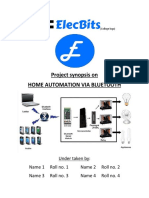 Elecbits_Home Automation via Bluetooth