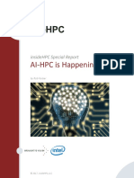 InsideHPC Report - AI-HPC is Happening Now