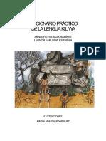 Diccionario Práctico de La Lengua Kiliwa