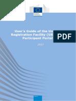 Participant Portal User Manual