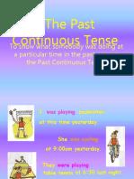 Past Continuous 2