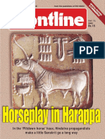 Horseplay at Harappa - Frontline