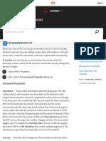 PDF properties and metadata, Adobe Acrobat.pdf