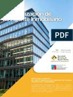 Brochure Curso Especializacion de Agente Inmobiliario