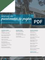 Manual de Procedimentos de Projetos
