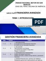 Gestion Finan Avan - InTRO