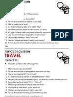 Travel Discuss