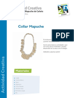 Actividadcreativa Collar Mapuche