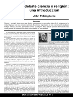 Documento Faraday 1 de Polkinghorne