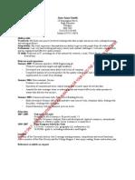 Combination CV