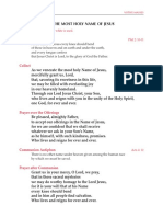 Roman-Missal 3ed c2011 USA-Votive Mass-holy Name of Jesus