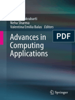 Advances in Computing Applications 1st Ed 2016 Edition d74053e984b (Www.booksBob.com) 0