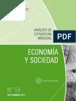 Economia y Sociedad - N 54 - Septiembre 2017 - Paraguay - PortalGuarani