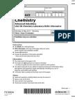 June 2011 QP - Unit 3 Edexcel Chemistry a-level