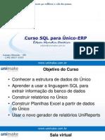 Curso SQL - Unico - Aula 01 - Introdução