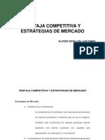 Ventaja Competitiva y Estrategias de Mercado